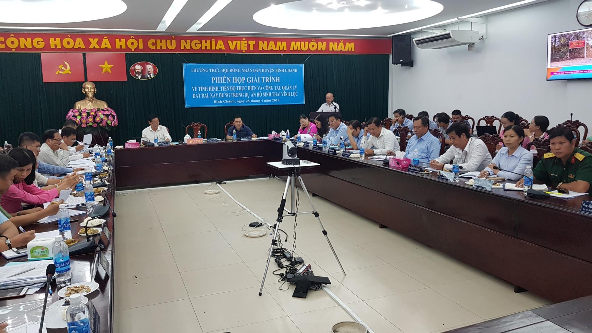 Tin tức dự án hồ sinh thái Vĩnh Lộc| congtyinbaobigiay.com