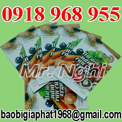 In bao bi nhựa thực phẩm không cần trục đồng| congtyinbaobigiay.com