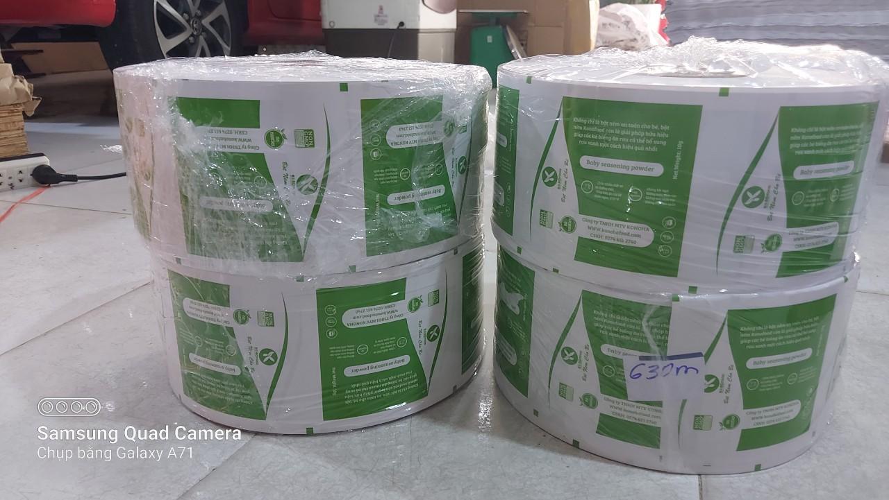 In giấy ghép màng dạng cuộn| congtyinbaobigiay.com