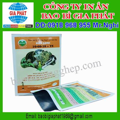 In bao bì nhựa hạt giống không cần trục đồng| congtyinbaobigiay.com